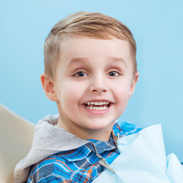 Pediatric Care - Dental Services