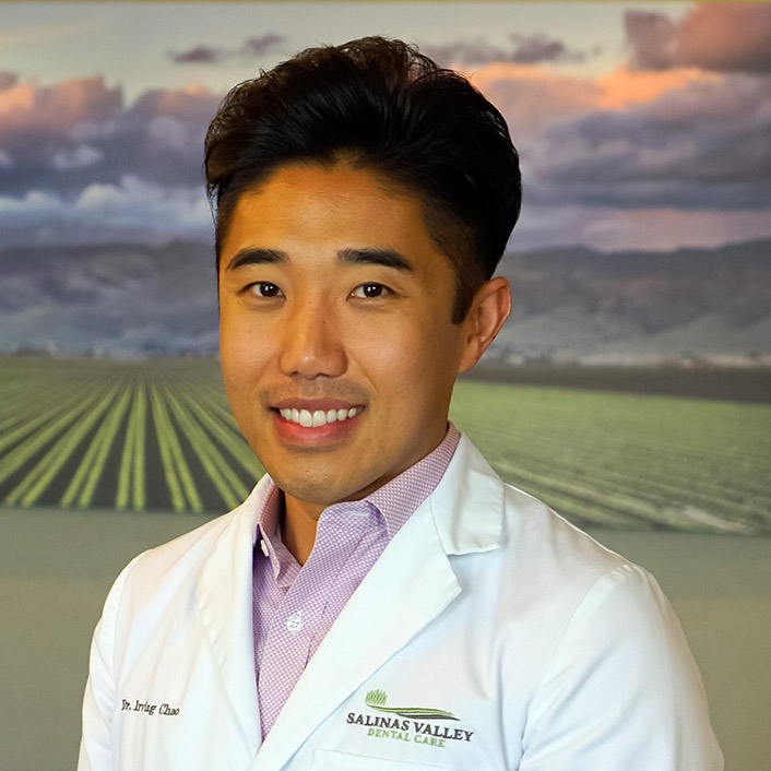 Dr. Irving Chao DDS Dentist in Salinas Valley